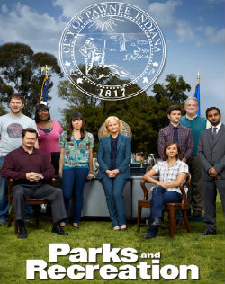 Parks and Recreation Puisto-osasto