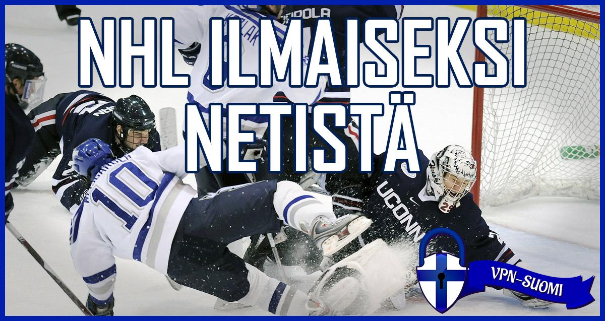 NHL ilmaiseksi netistä