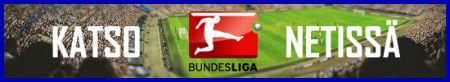 Katso Bundesliiga netissä