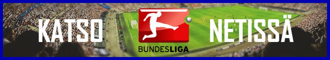 Bundesliiga netissä