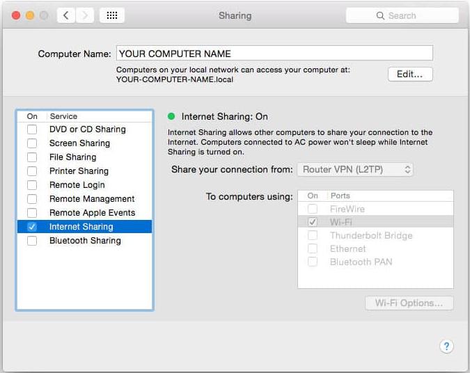 Mac VPN 9