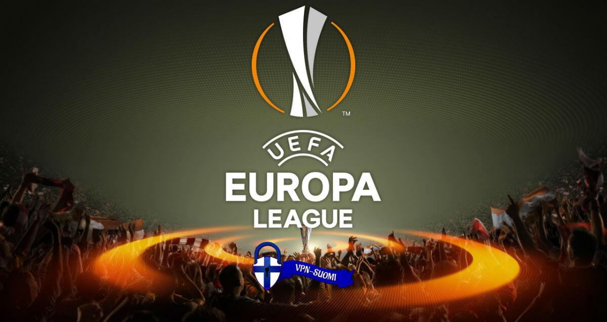 Jalkapallon Eurooppa liiga ilmaiseksi netissä