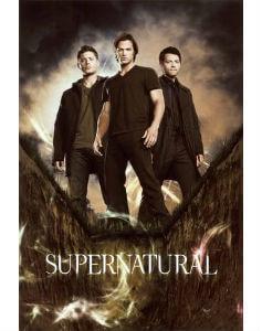 Supernatural Netflix sarja