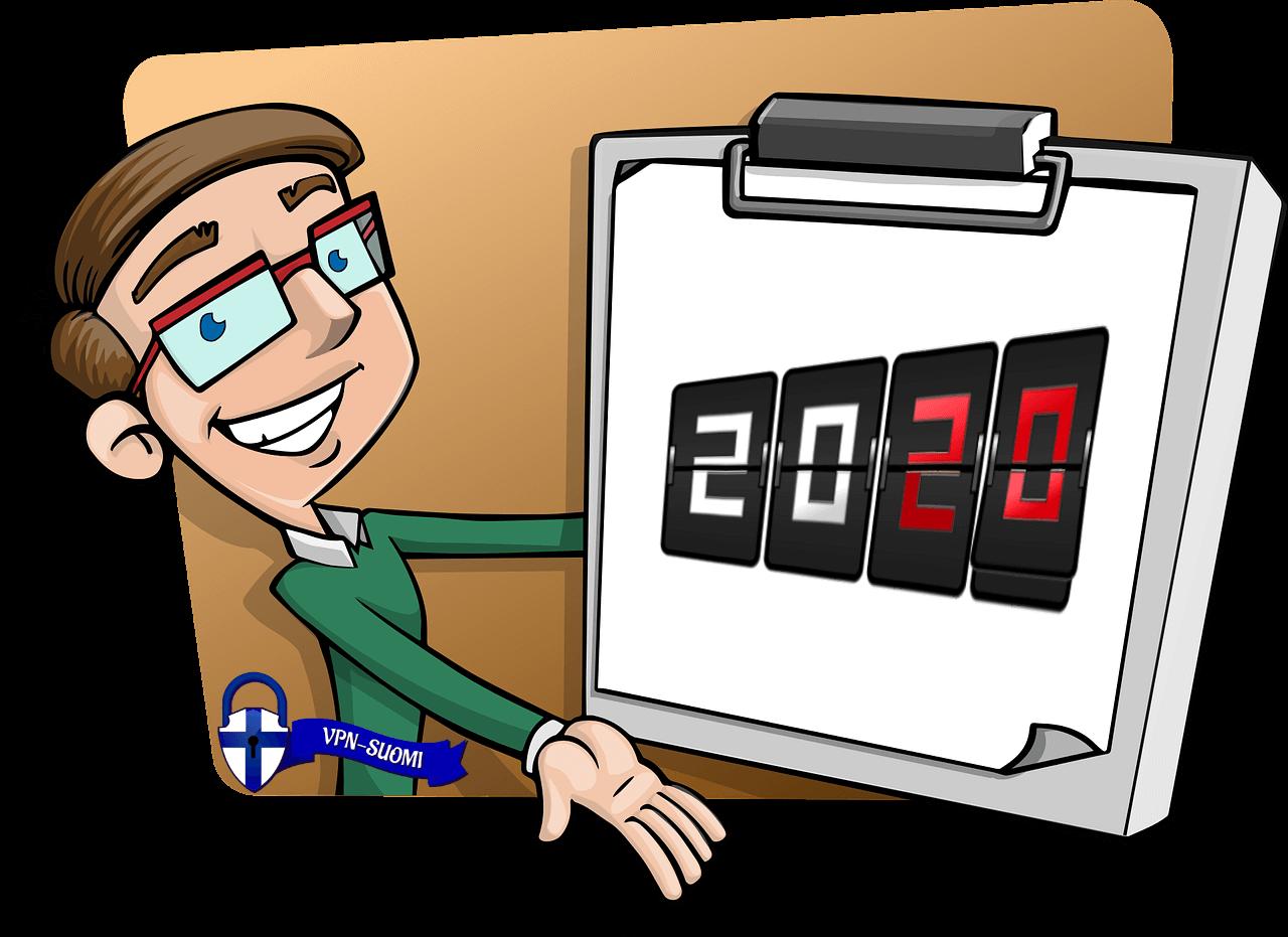 2020 VPN tapahtumakalenteri