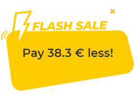 Flash sale CyberGhost VPN