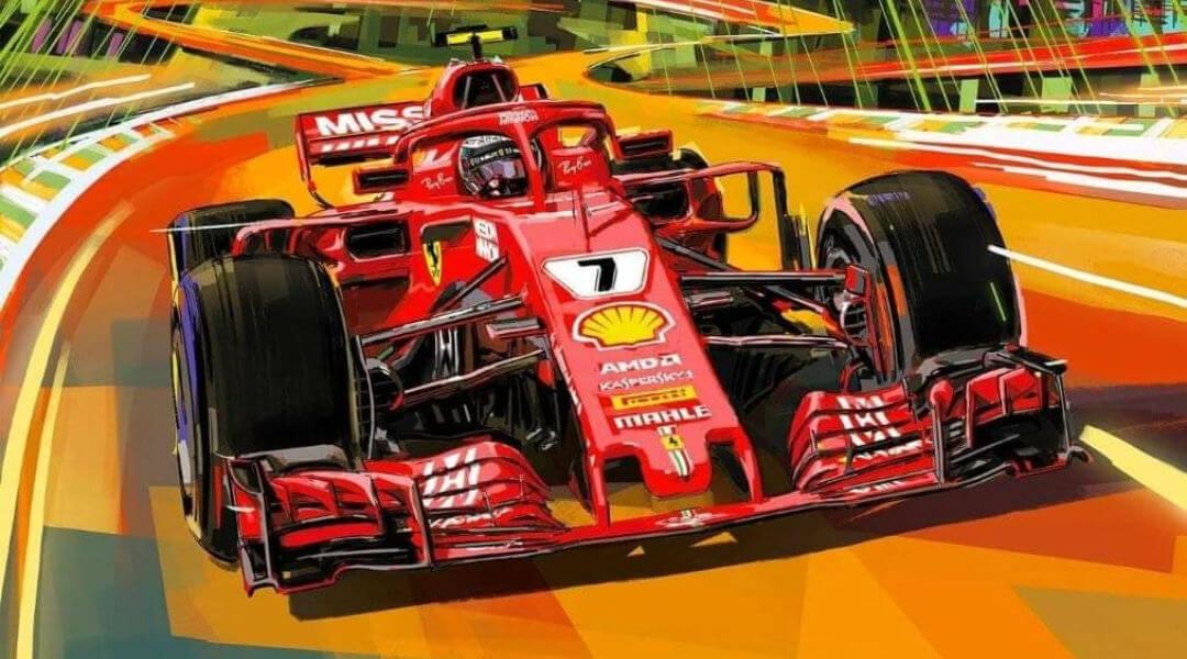 Formula 1 2019 Ferrari