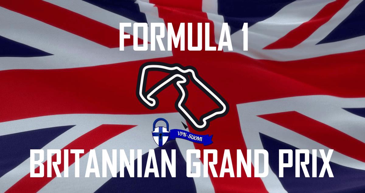Formula 1 Britannian Grad Prix
