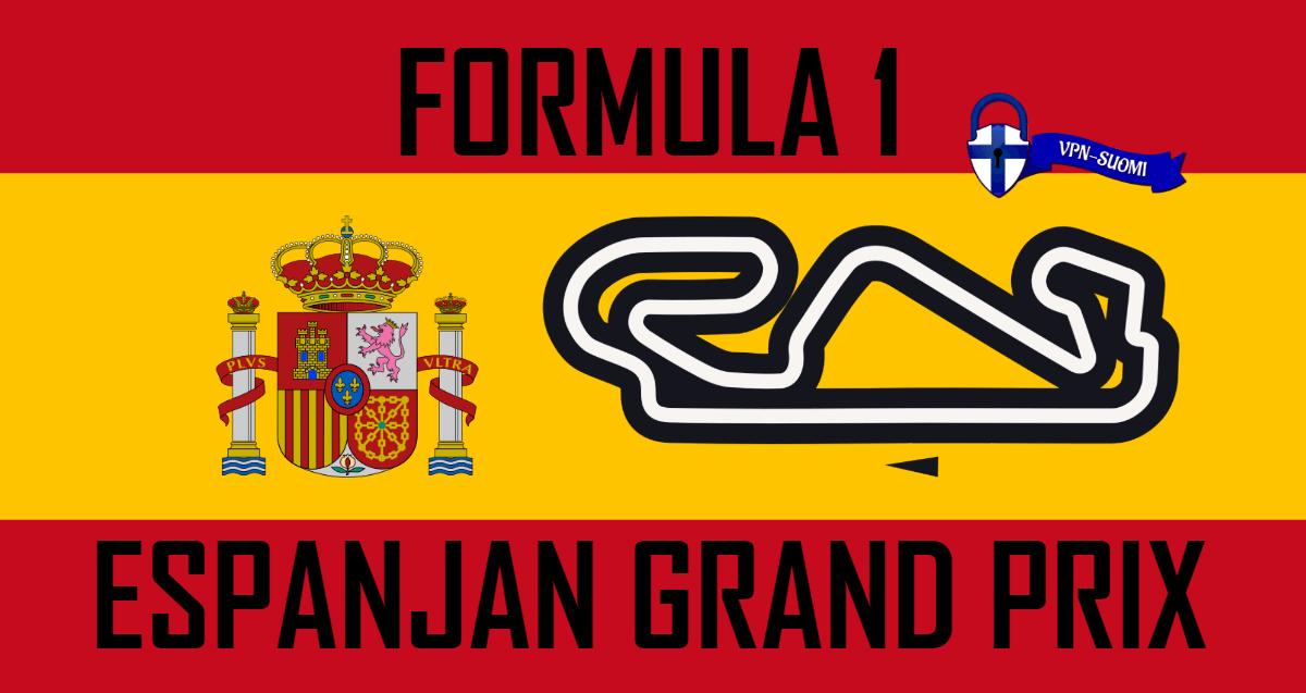 Formula 1 Espanja