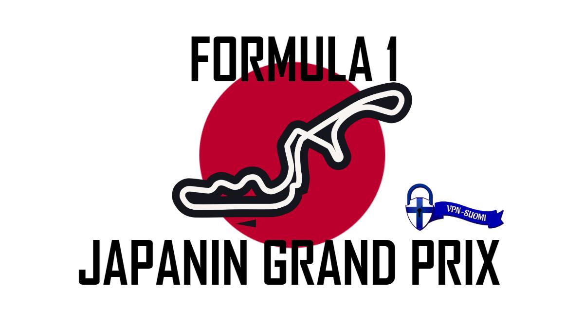 Formula 1 Japani
