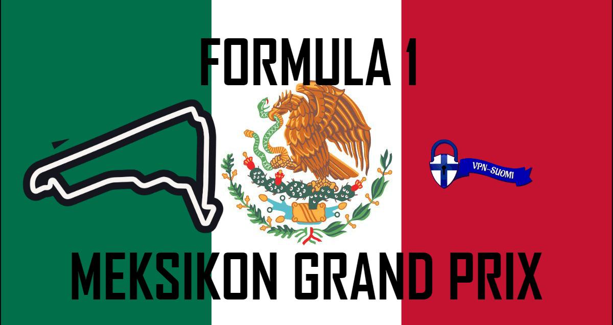 Formula 1 Meksiko
