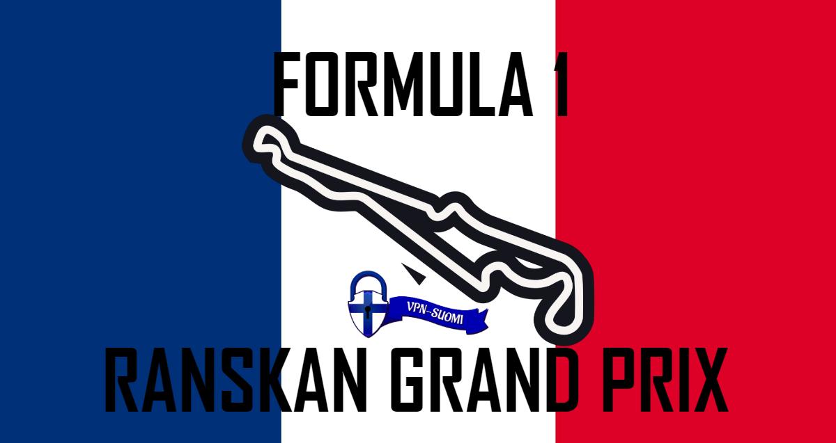 Formula 1 Ranska