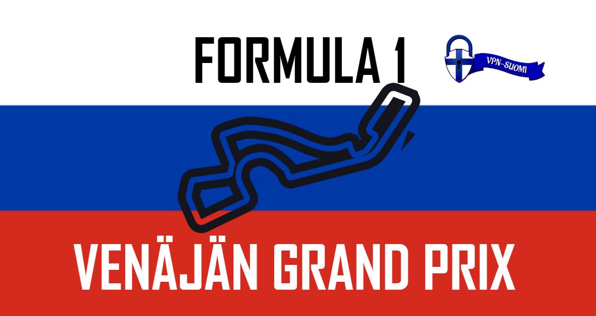 Formula 1 Venäjä