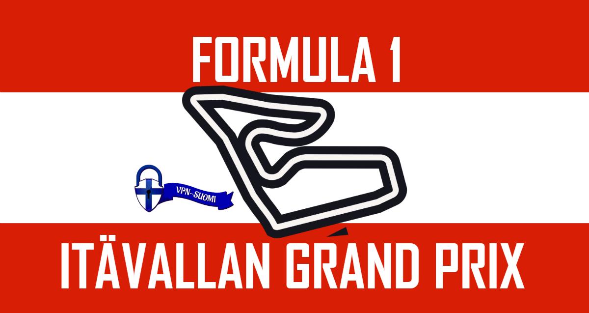 Formula1 Itävalta