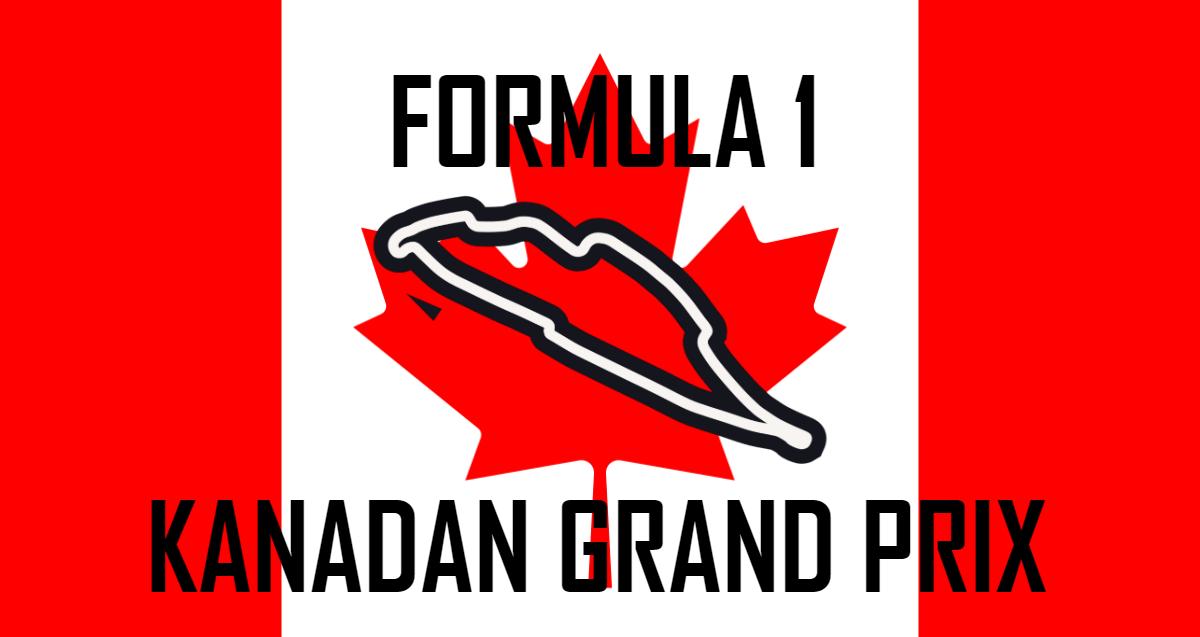 Formula1 Kanada