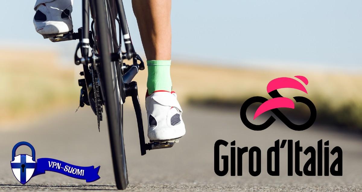 Italian ympäriajot Giro d Italia
