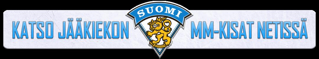 Katso Jääkiekon MM-kisat netissä