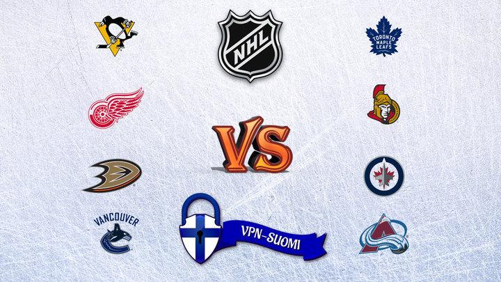 NHL-ottelut ilmaiseksi – Helmikuu 2019