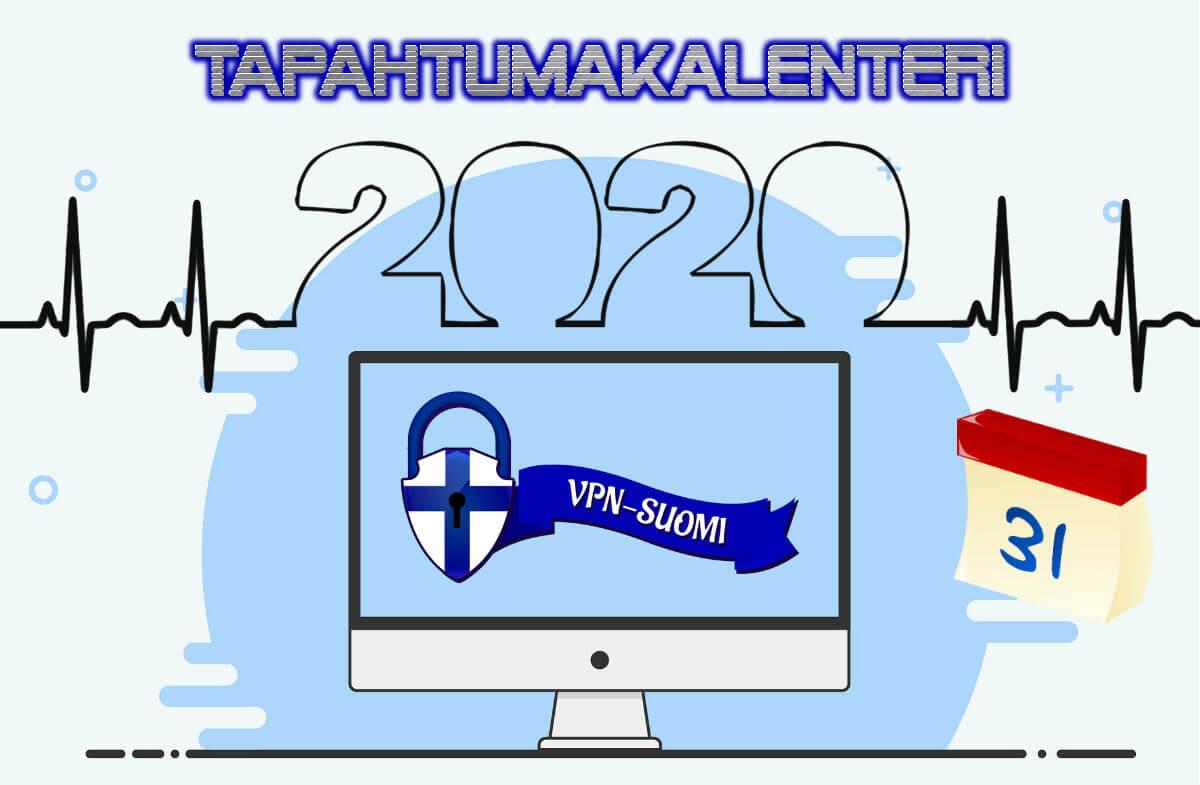 Kalenteri marraskuu 2020