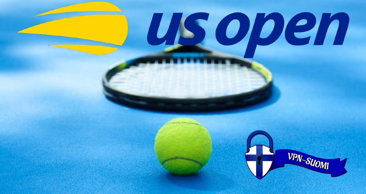 US open USAn avoimet tennis
