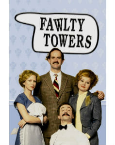 Fawlty Towers Netflix