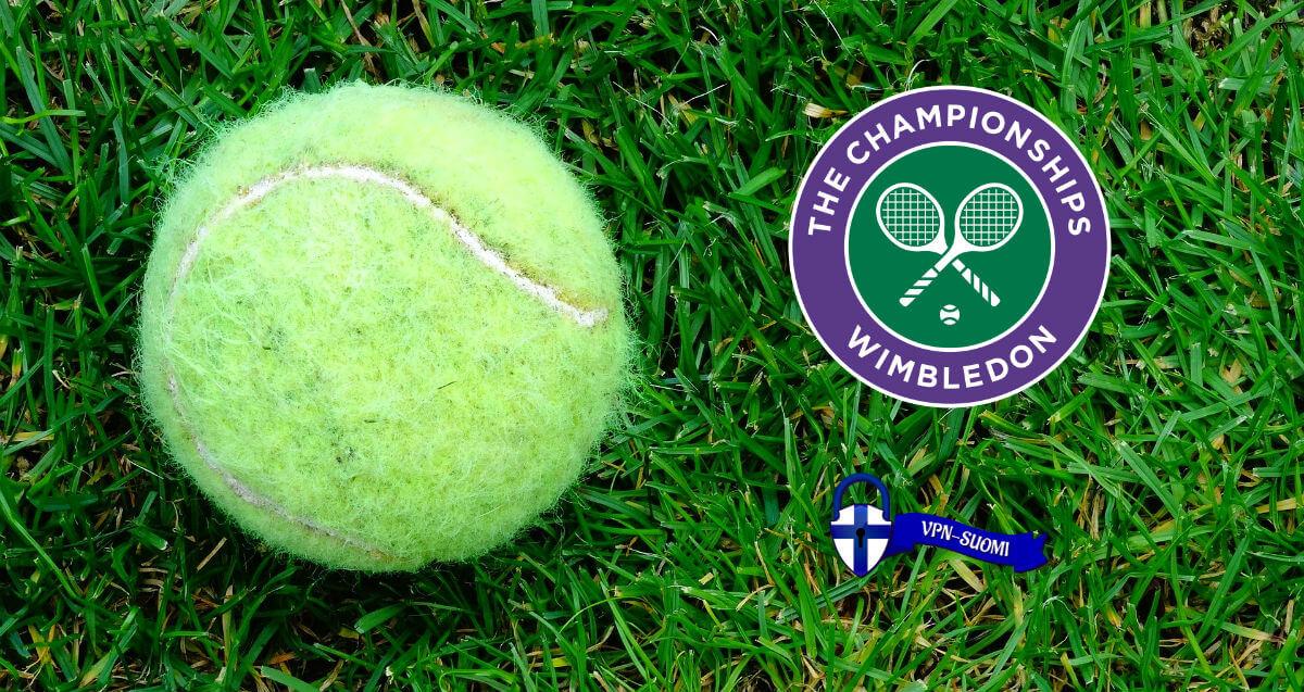 Tenniksen Wimbledon Grand Slam ATP-turnauksen